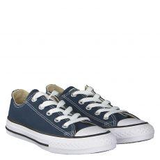 Converse, All Star, Leinen-Halbschuh in blau für Mädchen