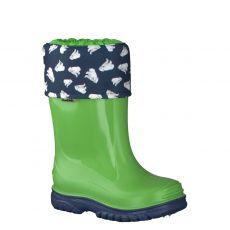 Romika, Eisbär, Regenstiefel in grün für Mädchen
