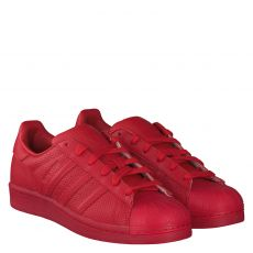 ADIDAS, SUPERSTAR FULL TONAL, ROT