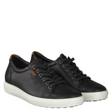 ECCO, ECCO SOFT 7 LADIES, SCHWARZ