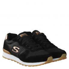 SKECHERS, AIR COOLED, SCHWARZ
