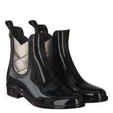 Tommy Hilfiger, Odette 8r2, Regenstiefel in schwarz für Damen