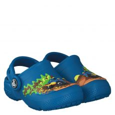 CROCS, CROCS FUN LAB CLOG, BLAU