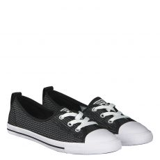 CONVERSE, ALL STAR BALLET LACE, SCHWARZ