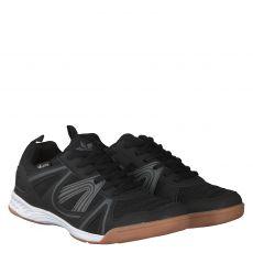 Lico, Fit Indoor, Textil-Sportschuh in schwarz für Jungen