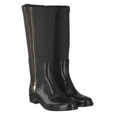 Tommy Hilfiger, O1285dette13 R, Regenstiefel in schwarz für Damen