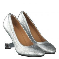 United Nude Pumps in silber für Damen
