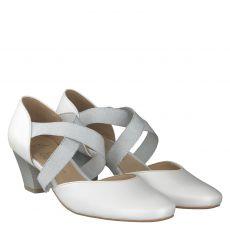 Ara Glattleder-Basics-Schuh in weiß für Damen