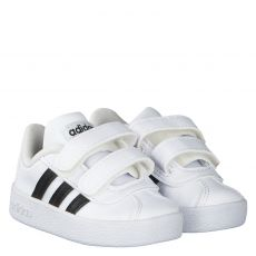 Adidas, Vl Court 2.0 Cmf, Lauflernschuh in weiß für Jungen