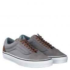 VANS, OLD SKOOL, GRAU