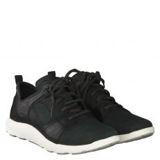 TIMBERLAND, FLYROAM LEATHER OX, SCHWARZ