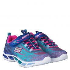 SKECHERS, LITEBEAMS, BLAU