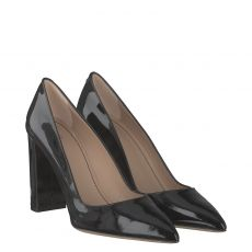 HUGO, MAYFAIR PUMP, SCHWARZ