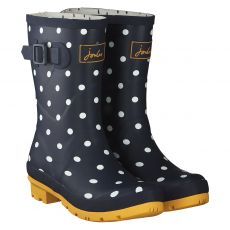 JOULES, FRENCH NAVY SPOT, BLAU