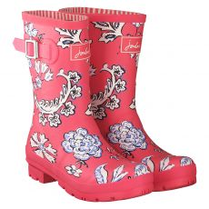 JOULES, RED INDIENNE FLORAL, ROT