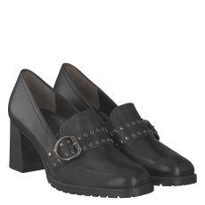 Paul Green, 2435, Slipper in schwarz für Damen