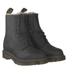 DR.MARTENS, CORE 8 EYE BOOT, SCHWARZ
