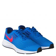 NIKE, STAR RUNNER (GS), BLAU