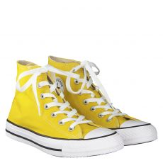 CONVERSE, ALL STAR HIGH, GELB