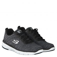 SKECHERS, FLEX ADVANTAGE 3.0, SCHWARZ