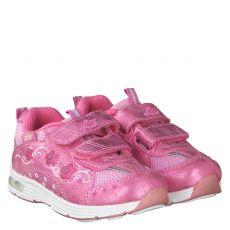 Lico, Floret V Blinky, Kunstleder-Halbschuh in pink für Mädchen
