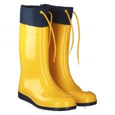 Romika, Bobby, Regenstiefel in gelb für Damen