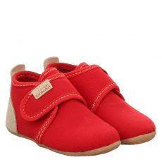 Livingkitzbühel Textil-Leinenschuh in rot für Mädchen