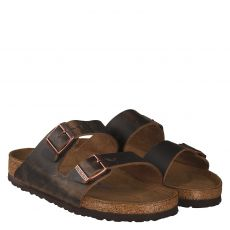 BIRKENSTOCK, ARIZONA BS[SANDALS], BRAUN