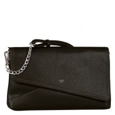 TOM TAILOR, CHRISSI CLUTCH, SCHWARZ