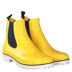 Schuh Depot Regenstiefel in gelb für Damen