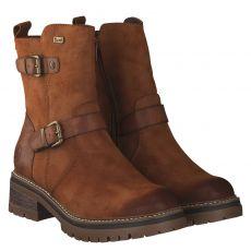 Rieker warmer Textil-Stiefel in braun für Damen