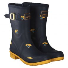 Joules, Molly Welly, Regenstiefel in blau für Damen
