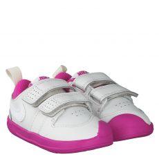 Nike, Pico 5, Lauflernschuh in weiß für Mädchen