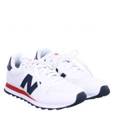 NEW BALANCE, GM500SWB, WEIß