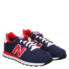 NEW BALANCE, GM500TRT, BLAU