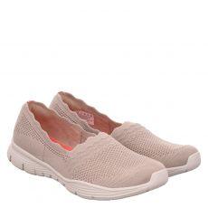 Skechers, Seager, Sneaker in beige für Damen