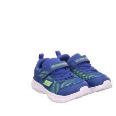 Skechers Halbschuh in blau für Jungen