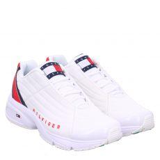 Tommy Jeans, Wmns Phil 2c4, Sneaker in weiß für Damen