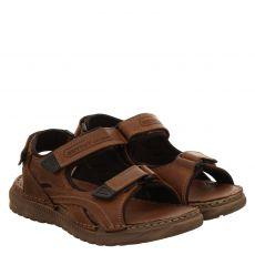 Sailer Fettleder-Sandale in braun für Herren