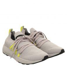 Ecoalf, Bora Sneakers Man, sportiver Textil-Slipper in grau für Herren