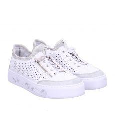 Rieker Sneaker in weiß für Damen