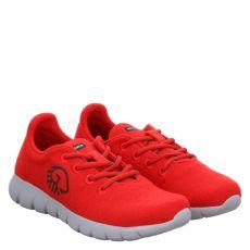 Giesswein, Merino Wool Runners Women, Sneaker in rot für Damen