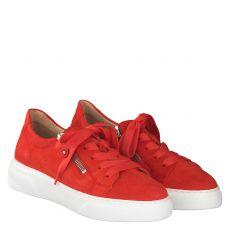 Gabor Sneaker in rot für Damen
