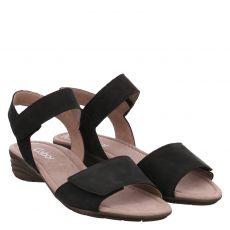 Gabor Nubukleder-Sandalette in blau für Damen