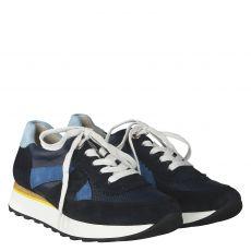 Paul Green, 4918, Sneaker in blau für Damen