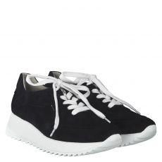 Paul Green, 4946, Sneaker in blau für Damen