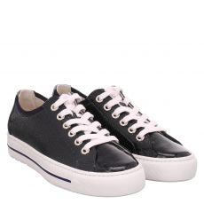 Paul Green, 4860, Sneaker in blau für Damen