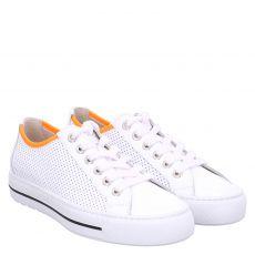 Paul Green, 4860, Sneaker in weiß für Damen
