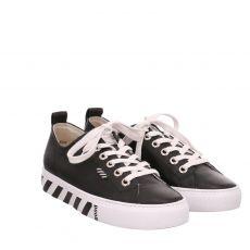 Paul Green, 4943, Sneaker in schwarz für Damen