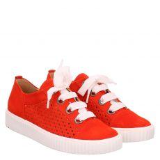 Lloyd, 1090806, Sneaker in rot für Damen